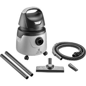 Aspirador de Pó e Água Electrolux A10N1 Smart Cinza e Preto 10L - 1200W