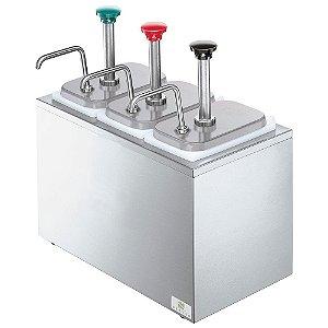 Dispenser de Cobertura Liquida - Server