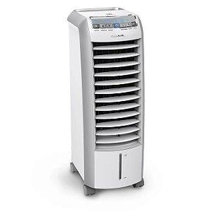 Climatizador de Ar Portátil e Umidificador Electrolux CL07R Quente/Frio com Controle Remoto