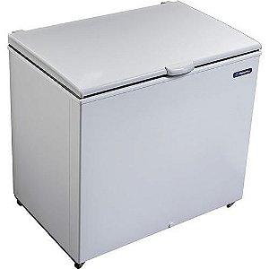 Freezer e Refrigerador Horizontal Metalfrio DA302 - 1 tampa 293 litros Branco - Dupla Ação