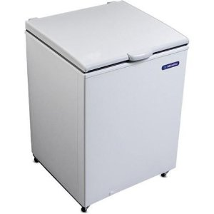 Freezer e Refrigerador Metalfrio DA170 - 1 tampa 166 litros - Branco
