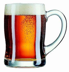 Caneca de Cerveja Benidorm 450ml Arcoroc - Caixa com 12 und