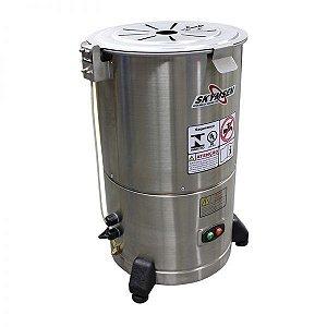 Descascador De Legumes Db-06 Inox Capacidade 6kg Skymsen - 220V
