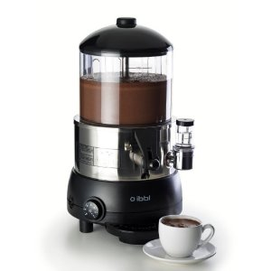 Hot Dispenser 5 Chocolateira Ibbl Preto Hd5