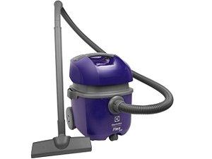 Aspirador de Pó e Água Electrolux 1400W Azul/Cinza Flexn