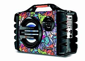 Caixa Amplificadora Mondial MCO-06 Bluetooth 120W RMS