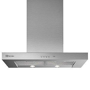 Coifa de Parede 70CS Silver 70cm Electrolux 4 e 5 bocas