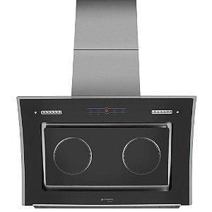 Coifa Inclinada Gourmet Cadence 90cm Touch CFA700
