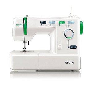 Máquina De Costura Portátil Elgin Decora Mais Jx-2011