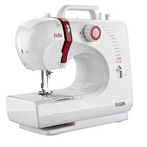 Máquina de Costura Elgin Bella BL-1200 Bivolt
