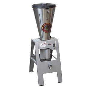 Liquidificador Basculante Skymsen Inox Copo Monobloco 15L LB-15MB