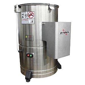 Descascador de Legumes/Batata Skymsen Inox 10 kg 0,5CV DB-10