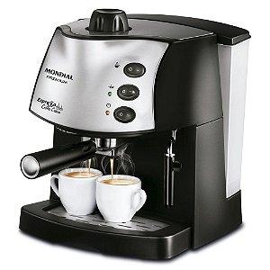 Máquina de Café Espresso Mondial Coffee Cream C-08