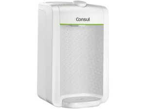 Purificador de Água Consul Compacto com Filtragem Classe A Branco - CPC31AB