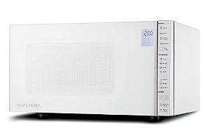 Micro-ondas Brastemp 32L Painel Integrado Branco - BMS45CBANA