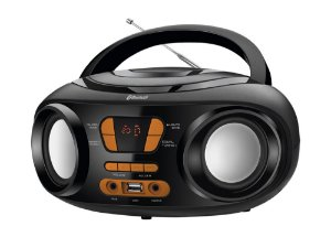 Rádio Portátil Mondial 8W Display Digital - Up Dynamic BX-19 MP3/USB