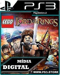 Lego Senhor dos Aneis - Ps3