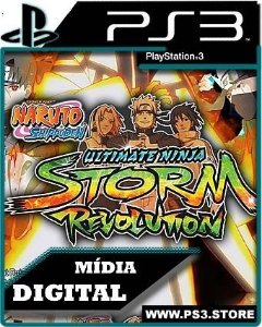 NARUTO SHIPPUDEN Ultimate Ninja STORM Revolution - Ps3