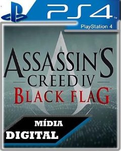 Assassins Creed IV Black Flag - Ps4