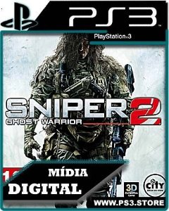 Sniper Ghost Warrior 2 - Ps3