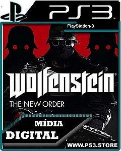 Wolfenstein The New Order - Ps3