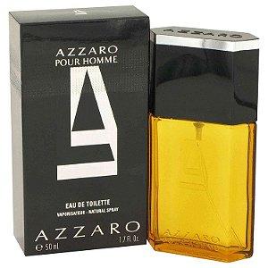 Perfume Azzaro, Eau De Toilette, para Homens, fragrância exclusiva, original, 50 ml