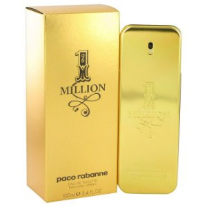 Perfume 1 Million, Paco Rabanne, Masculino, original, 100ml