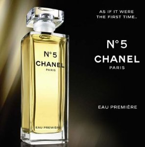 Perfume N 5 Chanel Eau Premiere Feminino 75ml frete grátis