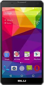 "Smartphone BLU Neo XL N110L conexão 3G dois chips tela HD 6.0"" 8GB Camera 8MP frete grátis"