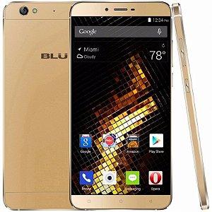 """Smartphone BLU Vivo 5 conexão 4G dois chips tela 5.5"""" 32GB de capacidade Camera de 13MP-5MP sem taxa de importação frete grátis entrega em até 20 dias"""