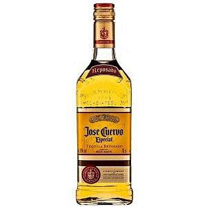 Tequila Mexicana Jose Cuervo Serie Ouro Reposado 750ml