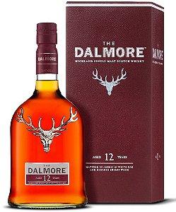 Whisky escocês The Dalmore 12 anos 700ml Single Malt frete gratis entrega em 30 dias