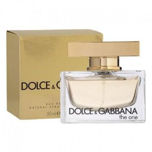 Perfume Dulce & Gabbana The One, feminino, 50ml, EDP