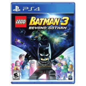 Jogo Play 4 Lego Batman 3 Beyond Gotham WB Games