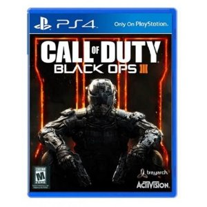 Jogo Play 4 Call Of Duty Black Ops III - PS4