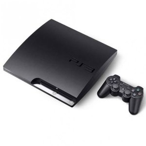 Console Playstation 3 Game Sony 500GB Bivolt Usa