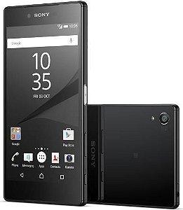 "Smartphone Sony Xperia Z5 Dual 32GB tela 5.2"" Câmara 23MP"