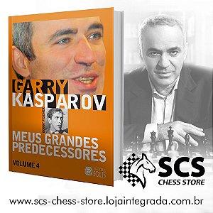 Meus Grandes Predecessores - volume 4 - 2a Edição - Bobby Fischer, Reshevsky, Najdorf e Larsen