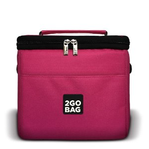 Bolsa Térmica 2goBag 4ALL Fun Mid Start | Pink