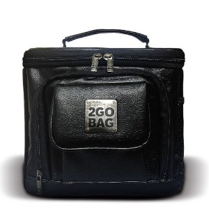 Bolsa Térmica 2goBag FASHION Mid 4Men Start | Black