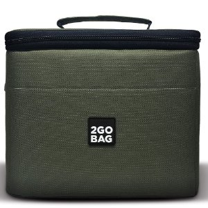 Bolsa Térmica 2goBag 4ALL Fun Pro | Militar