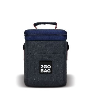 Bolsa Térmica 2goBag 4ALL Eco Mini | Gray