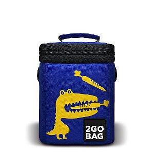 fbe2d5214 Bolsa Térmica 2goBag Kids Mini | Croco