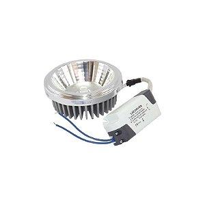 LED AR 111 COB 20W BIVOLT 15° 111x70MM