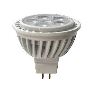 LED MR-16  12V  6,5W WARM WHITE 25° GU5.3