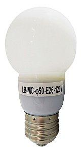 LÂMPADA LED A-15-50 COM TROCA DE CORES 120V