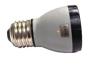 LÂMPADA LED E-27 PAR 16 AMBAR 2,5W