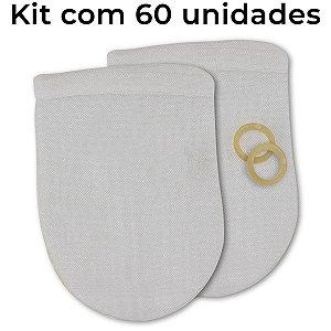 KIT 30 PACOTES COM 2 FILTROS PARA BOMBA DE CHIMARRÃO