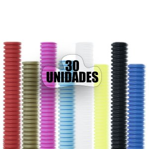 30 REFIL DE PLÁSTICO MANGUEIRA BLACK HOSE