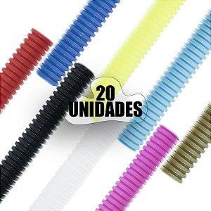 20 REFIL DE PLÁSTICO MANGUEIRA BLACK HOSE